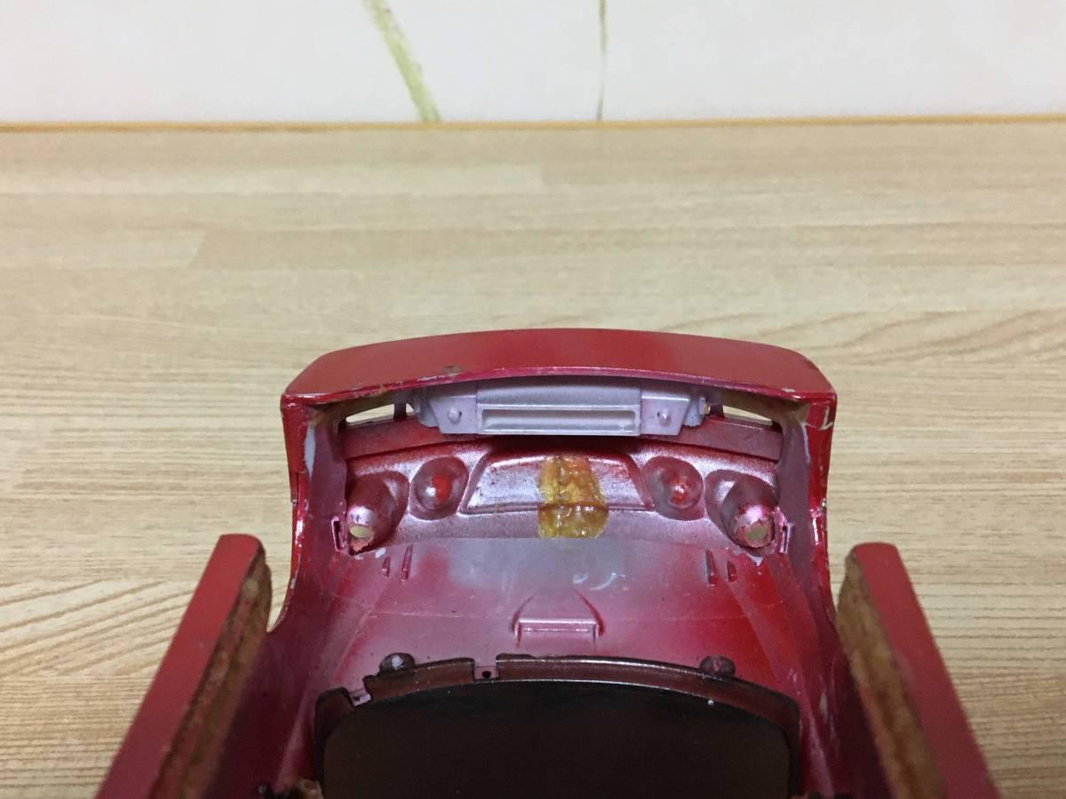 ラジコン ボディ ミニッツ トヨタ アリスト JZS161 改造車 ドリフト フロントマウント無し TOYOTA ARISTO