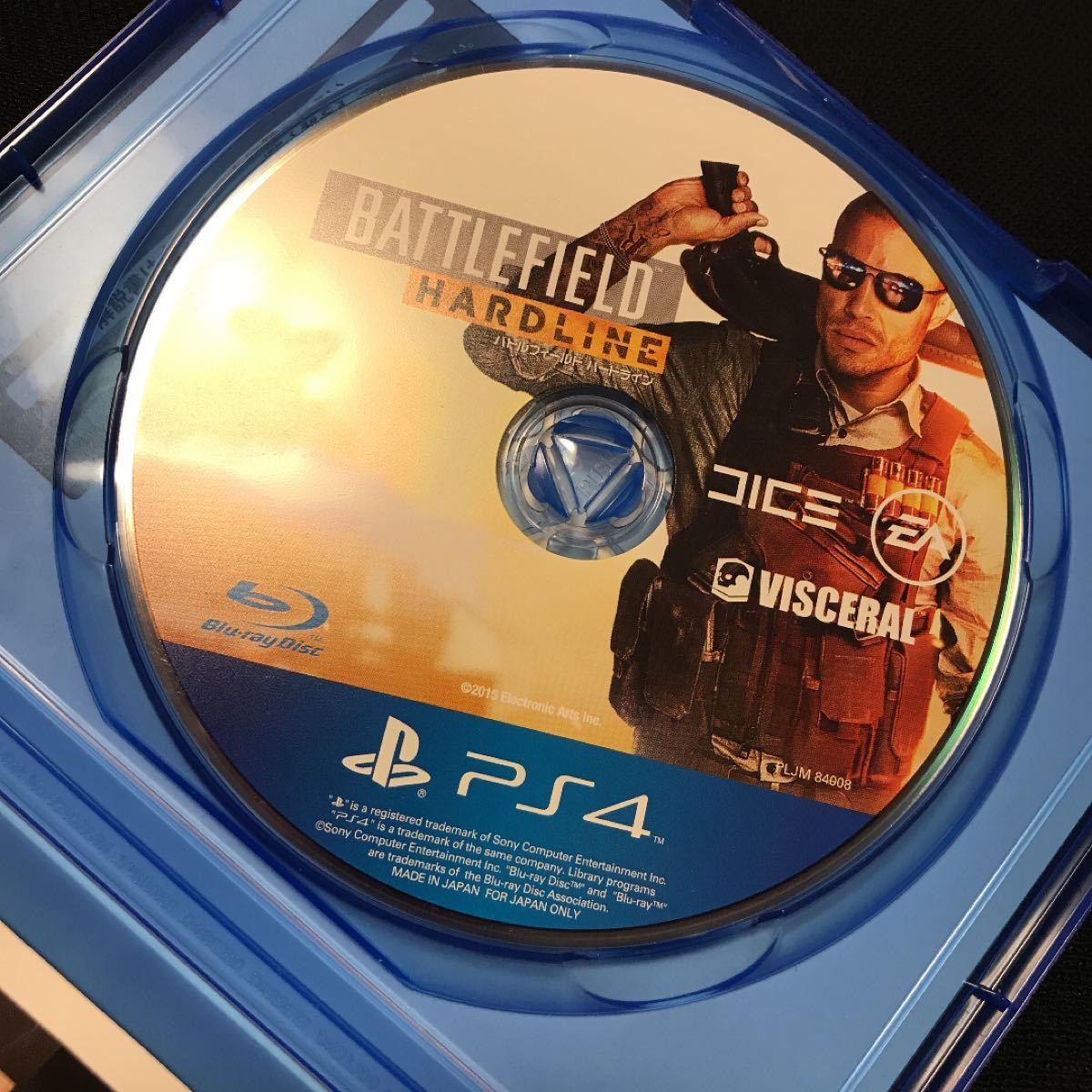 バトルフィールド ハードライン PS4