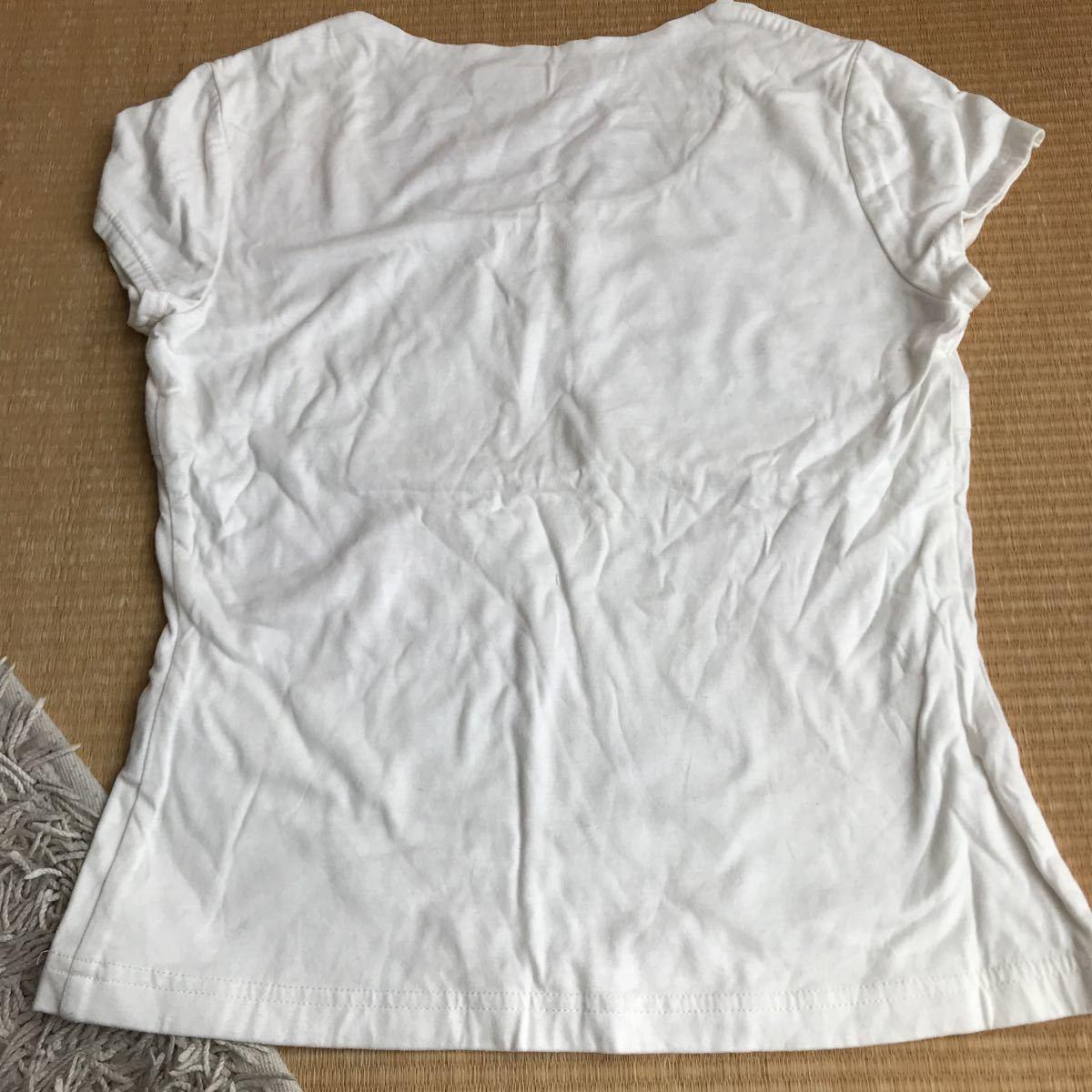 半袖Tシャツ エムプルミエ M-PREMIER カットソー 入学式 卒園式 七五三 38 トップス