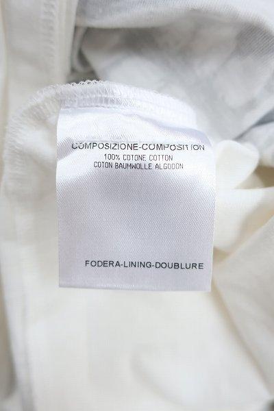 4T8155【クリックポスト対応】アレキサンダーマックイーン 半袖スカルTシャツ イタリア製 ALEXANDER MCQUEEN_画像5