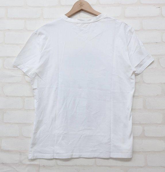 4T8155【クリックポスト対応】アレキサンダーマックイーン 半袖スカルTシャツ イタリア製 ALEXANDER MCQUEEN_画像3