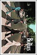 ◆【ビートルズ「Abbey Road」】【- FF-5227】ポスター【新品 】