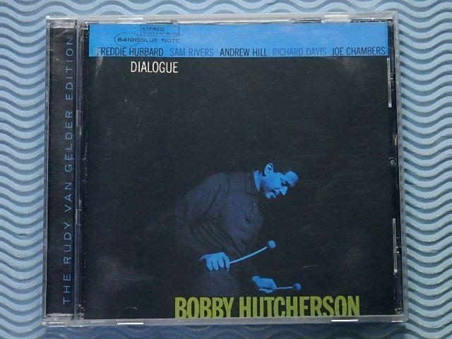[輸入盤]ボビー・ハッチャーソン「ダイアローグ(+1)/Dialogue」Bobby Hutcherson/RVG/リマスター/Remaster/ブルーノート/Blue Note/名盤_画像1