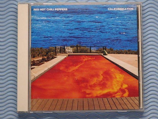 [国内盤]レッド・ホット・チリ・ペッパーズ「カリフォルニケイション(+1)/Californication」Red Hot Chili Peppers/レッチリ_画像1