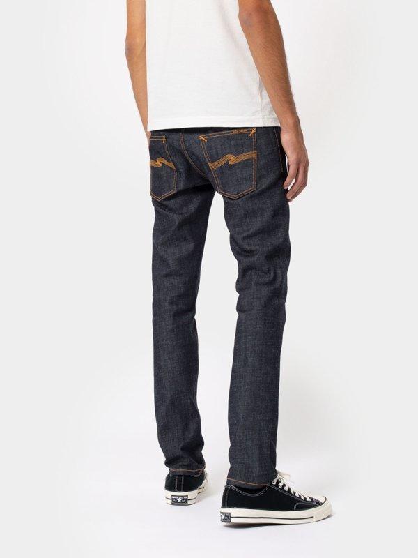 Nudie Jeans Thin Finn Org.Dry Twill / ヌーディージーンズ シン・フィン ドライツイル / ドライデニム / W29 L32 新品未使用 タグ付き