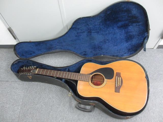 ◆ YAMAHA FG-230 赤ラベル 12弦アコースティックギター ケース付き◆