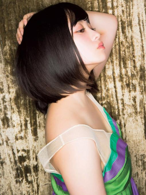 橋本環奈3 女優 L版写真10枚 下着 水着_画像2