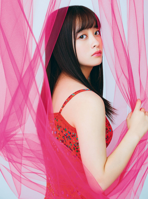 橋本環奈3 女優 L版写真10枚 下着 水着_画像7