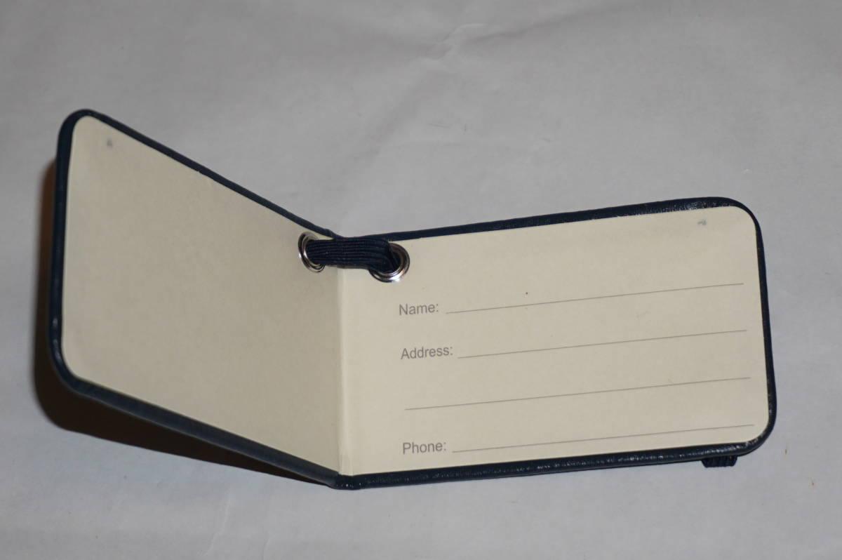 スーツケースタグ ネームプレート 未使用品 デルタ航空_画像2
