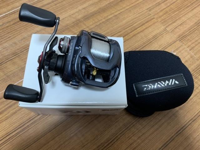 美品 ダイワ 16ジリオン SV TW 1016SV-SH クレハライン シーガー R-18フロロリミテッド 新品16lb付き_画像1