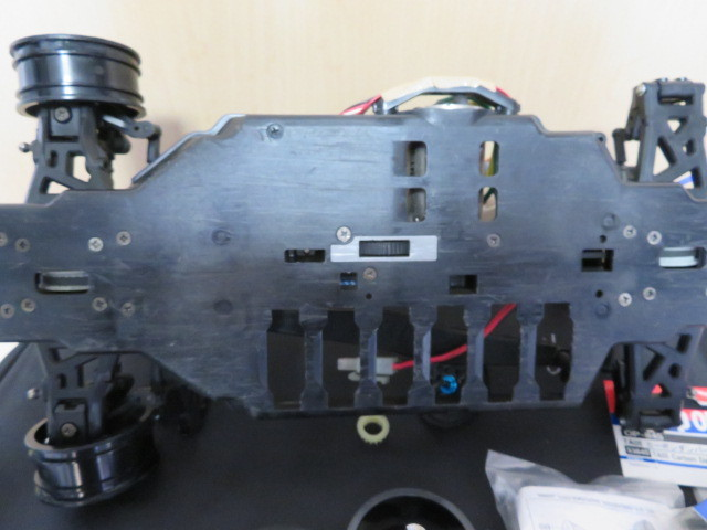 タミヤ TA05 フタバプロポ&アンプ付属 オプションパーツ多数