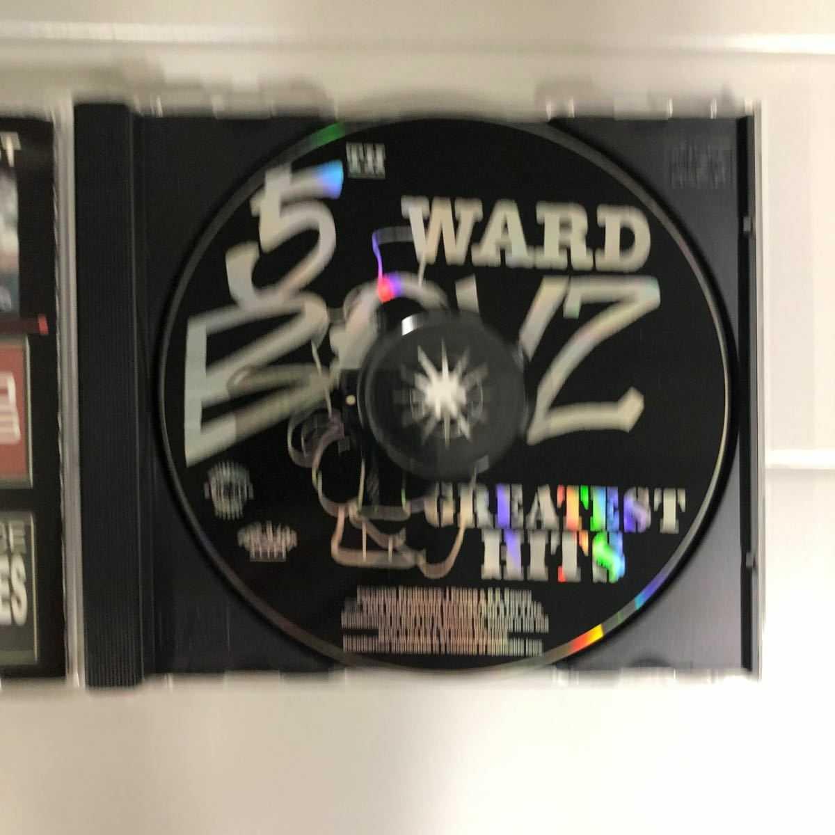 【G Rap / 送料無料】5th WARD BOYZ