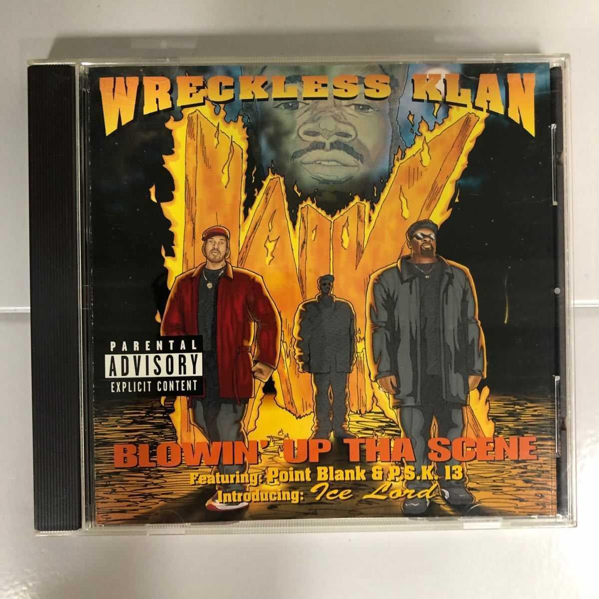 【G Rap / 送料無料】】WRECKLESS KLAN