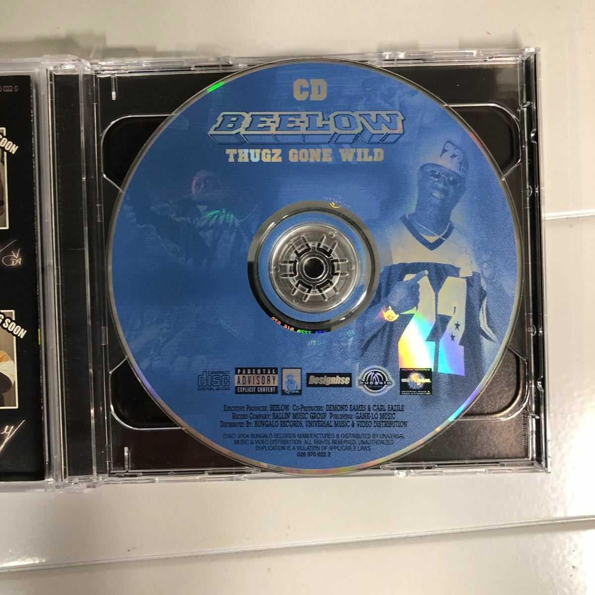 【G Rap / DVD付き / 送料無料】 BEELOW