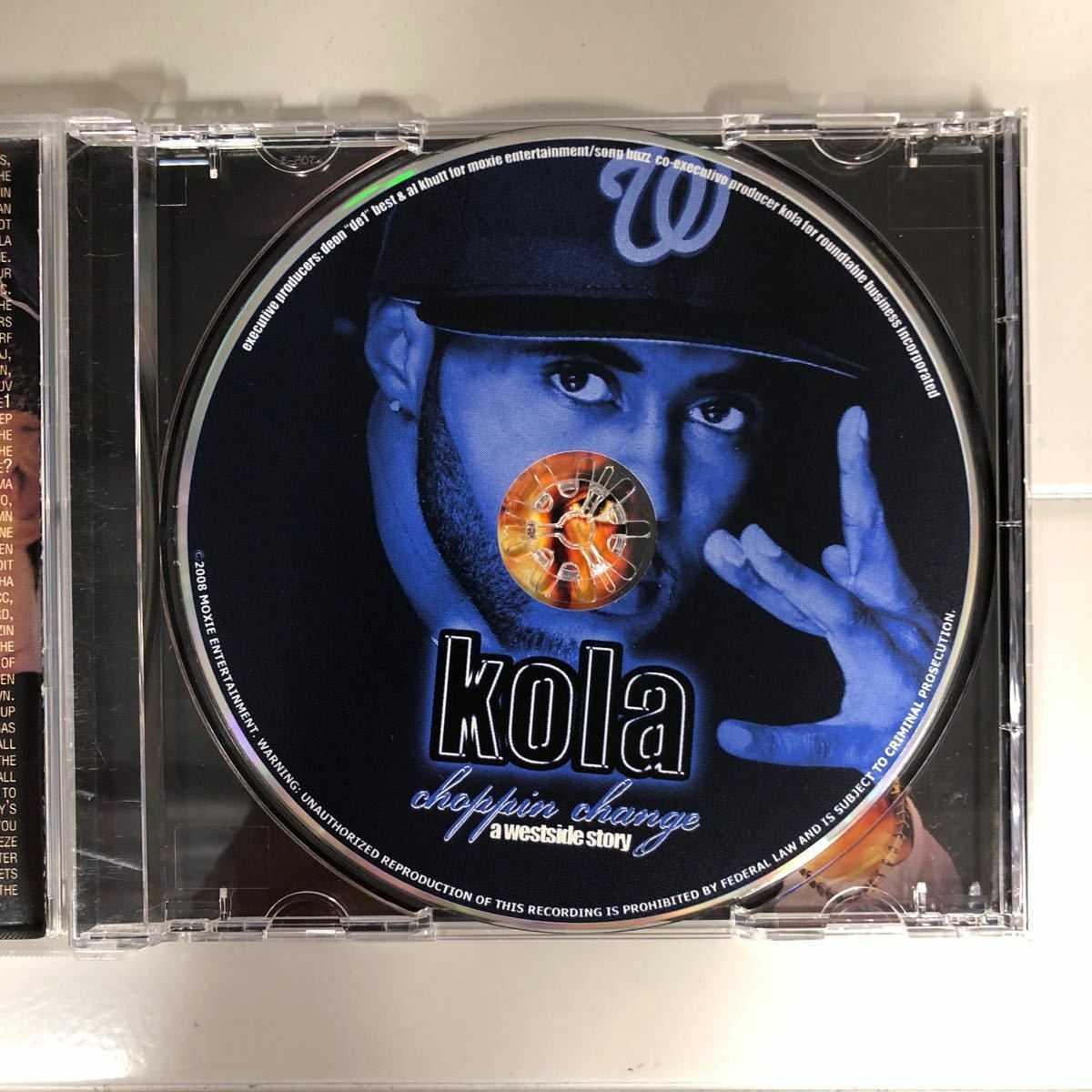 【G Rap / 送料無料】】KOLA