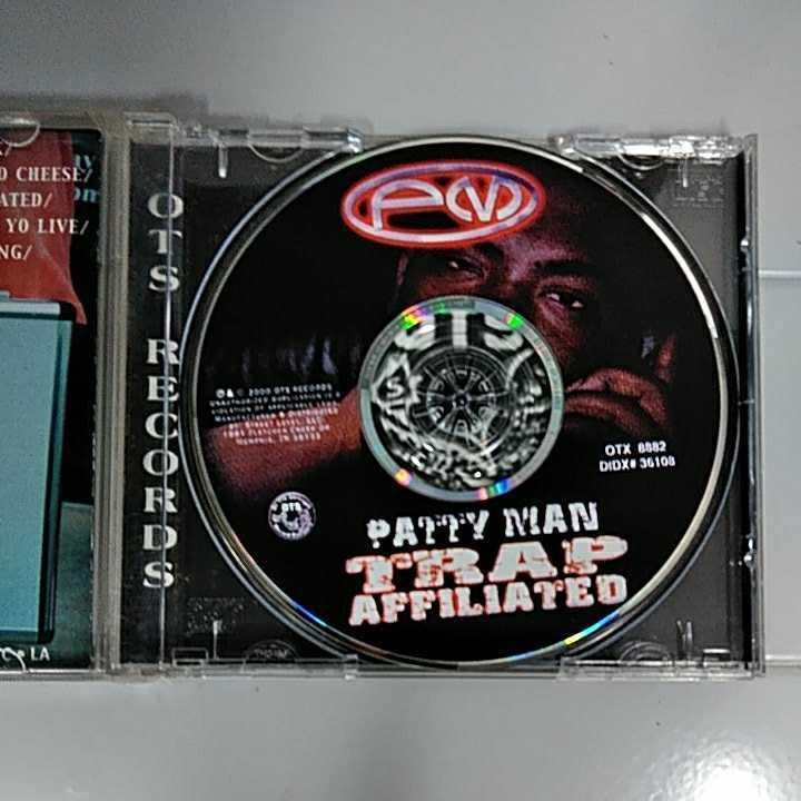 【G RAP/ 送料無料】PATTY MAN