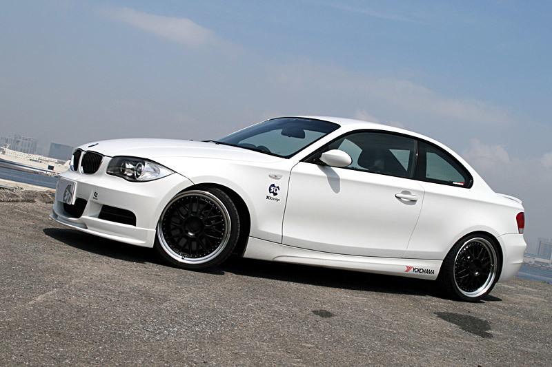 3D Design 3Dデザイン BMW E82 M-Sport フロントリップスポイラー_画像4