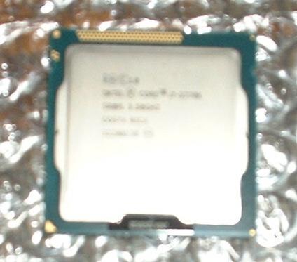 第4世代品 Intel Core I5-2400 3.10GHz 動作品 美品