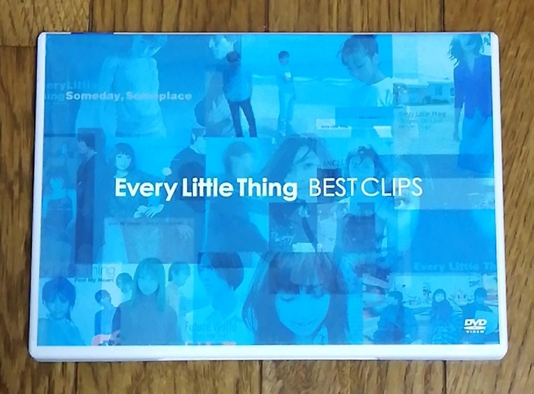 Every Little Thing - BEST CLIPS [DVD]_画像1