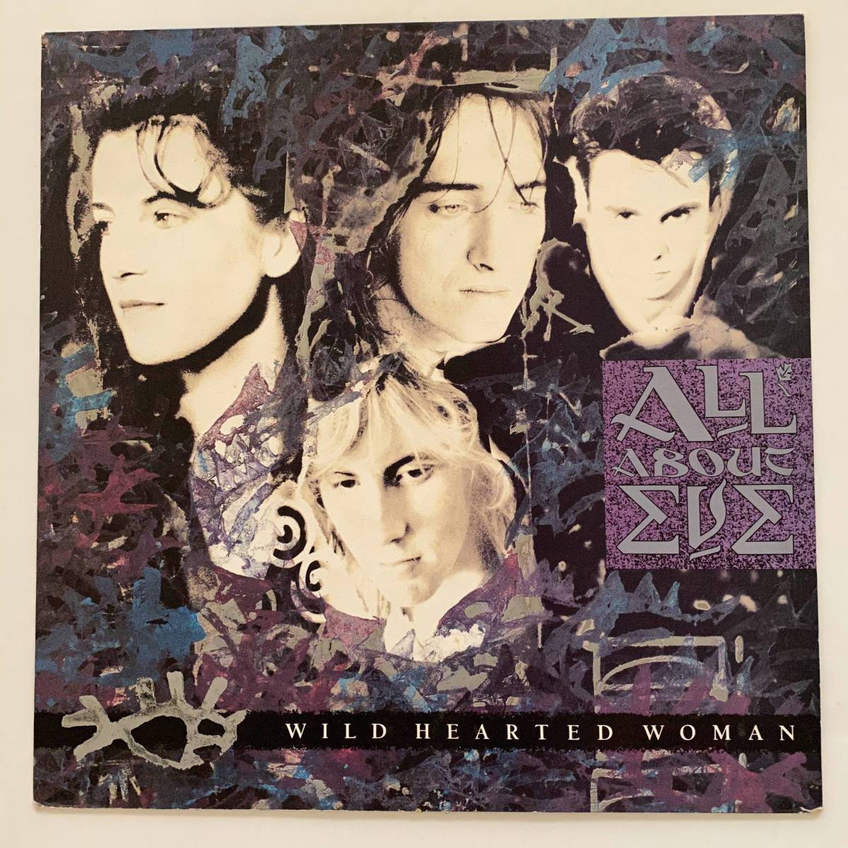 ■ All About Eve ■ Wild Hearted Woman ■ 12inch ■ UKオリジナル盤 ■