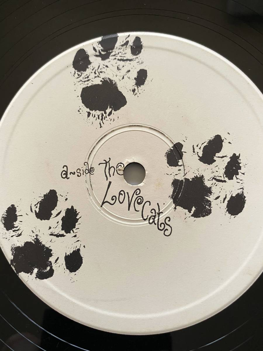 ■ THE CURE ■ THE LOVECATS ■ 12インチ■