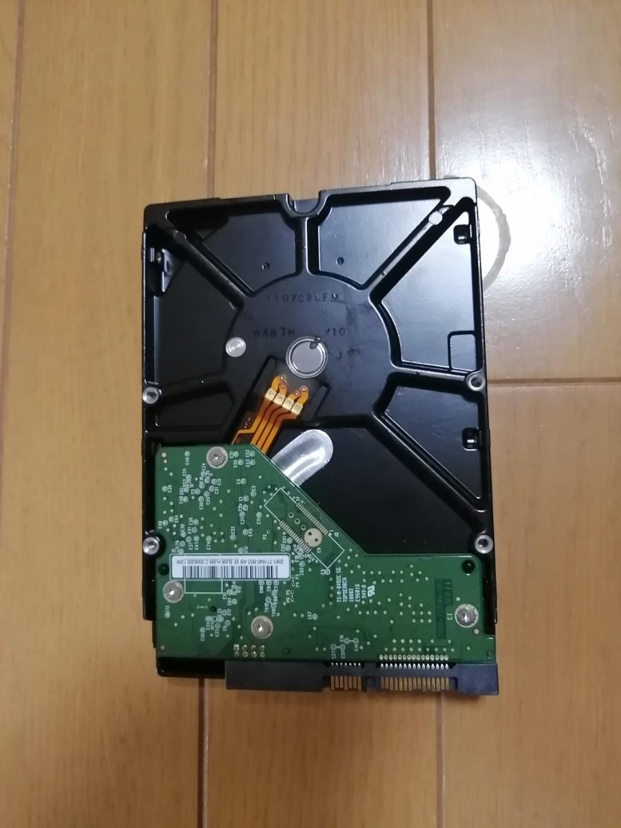ジャンク HDD SATA1TB Seagate Western Digital