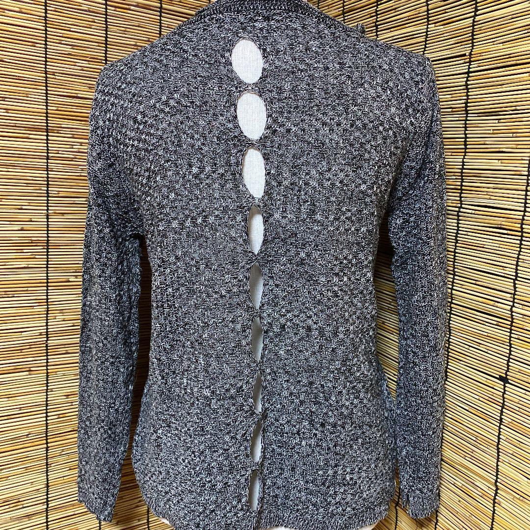 サマーニットセーター