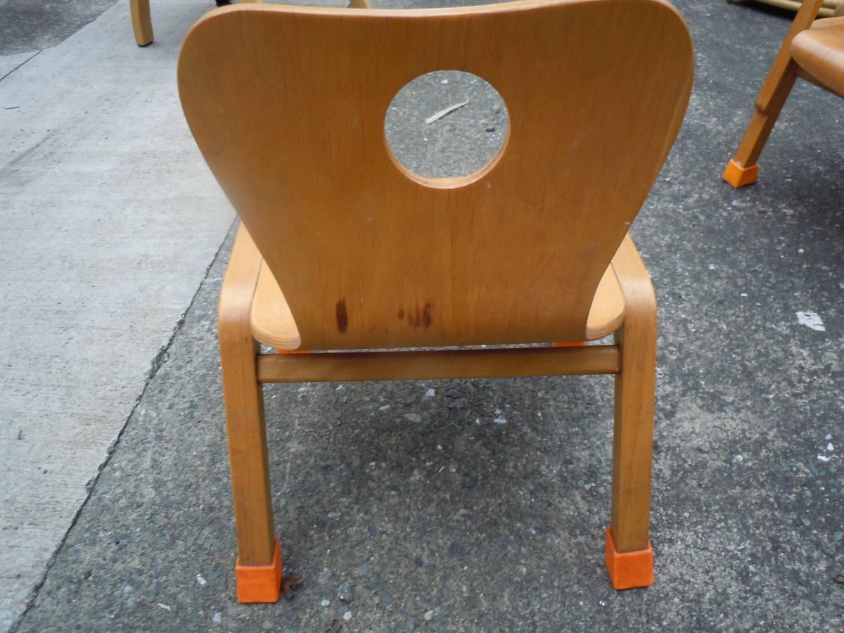用 椅子 木製 子供