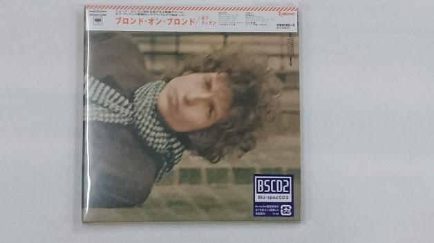 紙ジャケ ボブ・ディラン/ブロンド・オン・ブロンド (2枚組) (blu-specCD2)