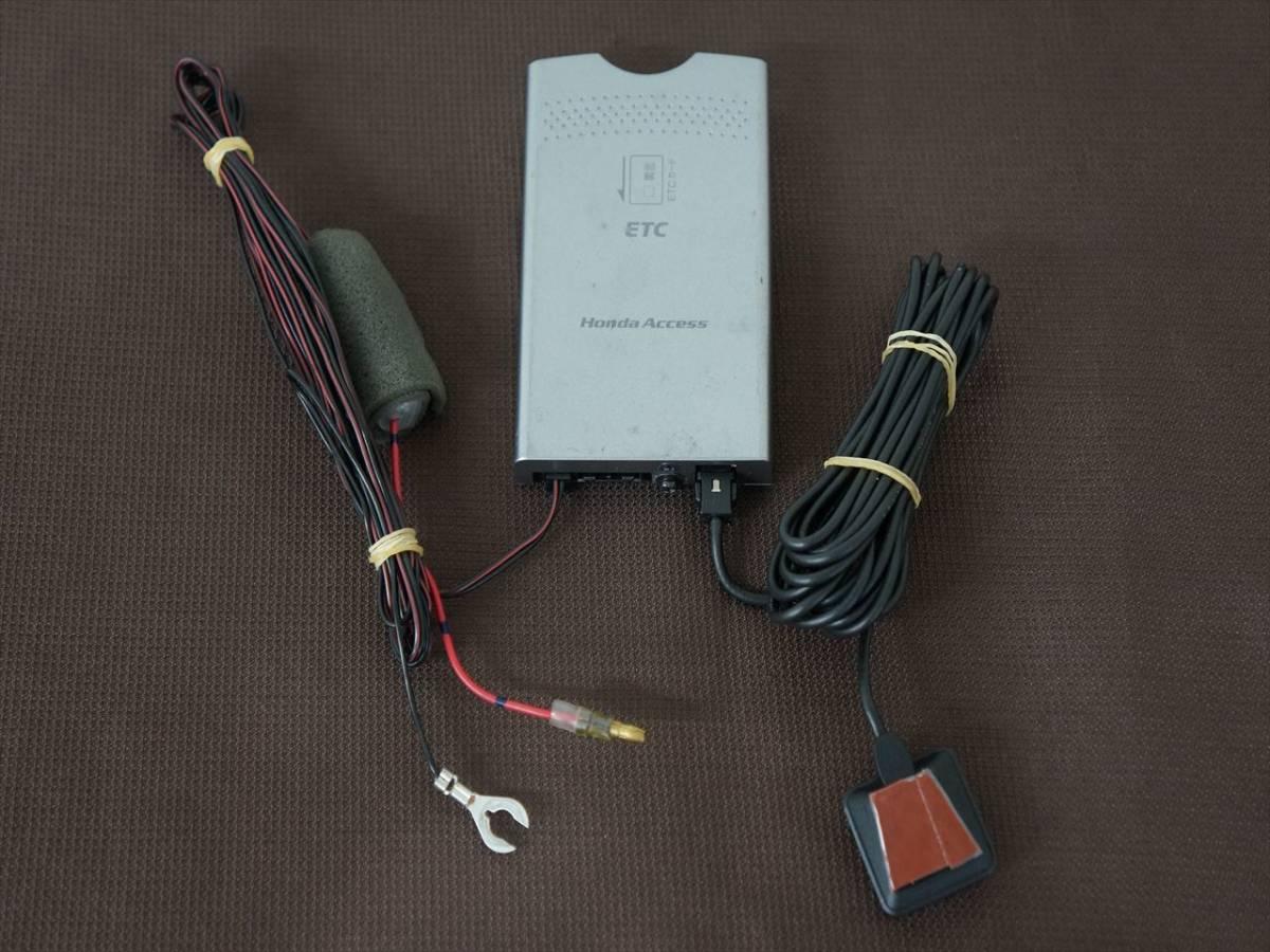 (良品)(乗用車登録) ホンダ純正 三菱電機 アンテナ分離型ETC ETH-083M 08E23-E34-CM0-01_画像2