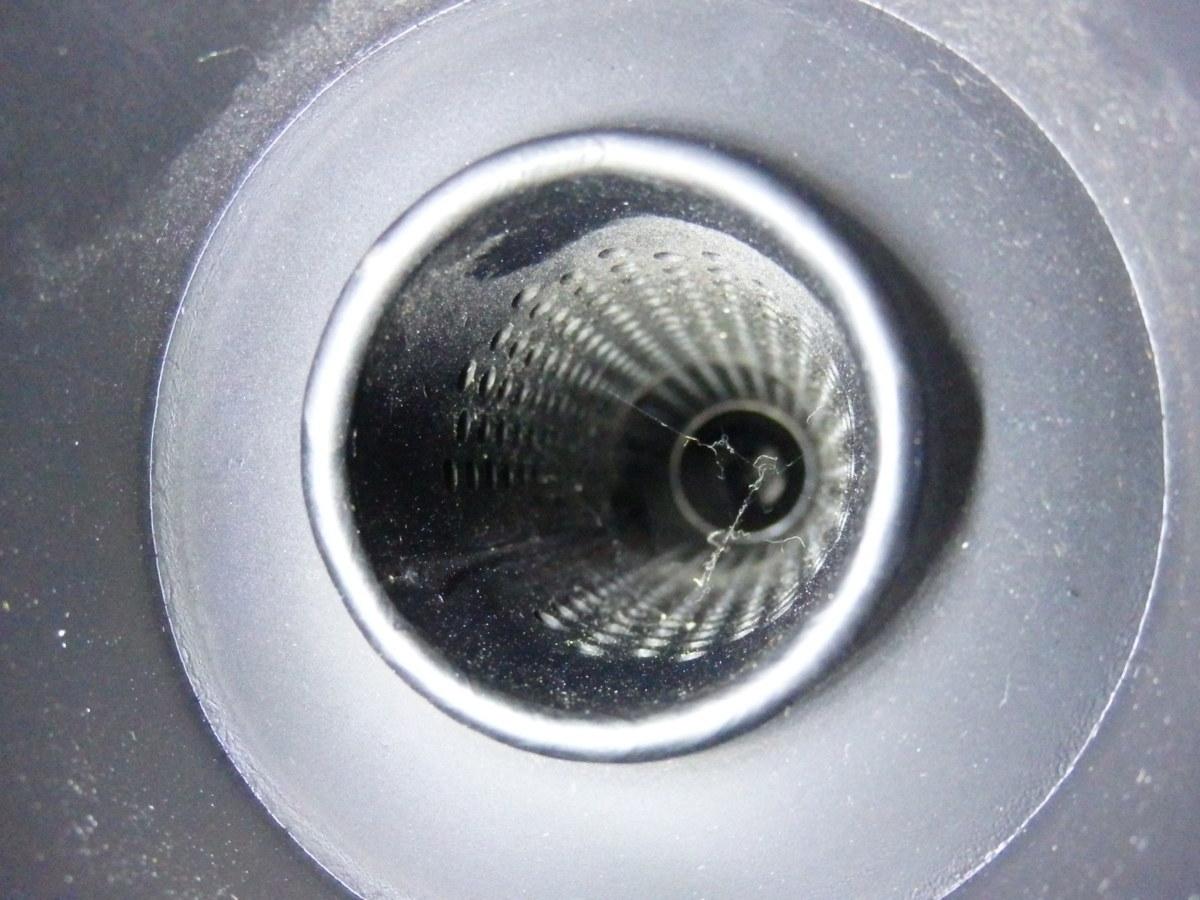 MF08 フォルツァ 04-07 APR スリーワン three one ジキル ショート マフラー 音量調整可能 未使用 即決落札で送料無料【R768】_画像10