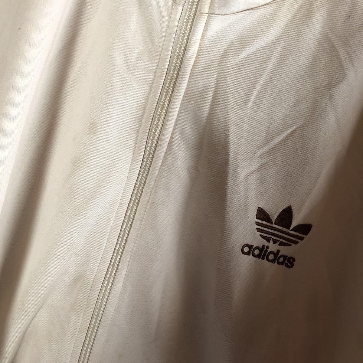 adidas トラックジャケット Lサイズ ジャージ_画像5