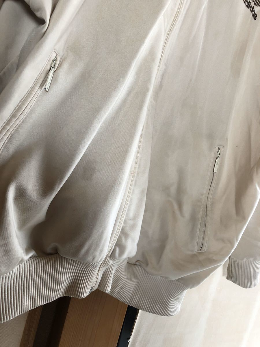 adidas トラックジャケット Lサイズ ジャージ_画像4