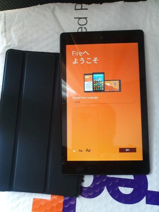 【中古】Fire HD 8 タブレット (第7世代) 16GB _画像1