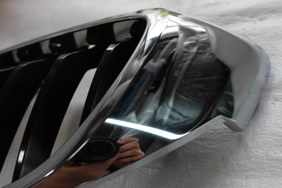 ★中古美品★ BMW F32 4シリーズ F33 Mスポーツ 純正 助手席 フロントグリル グリル キドニーグリル 420i 428i 430i 435i 440i_画像3