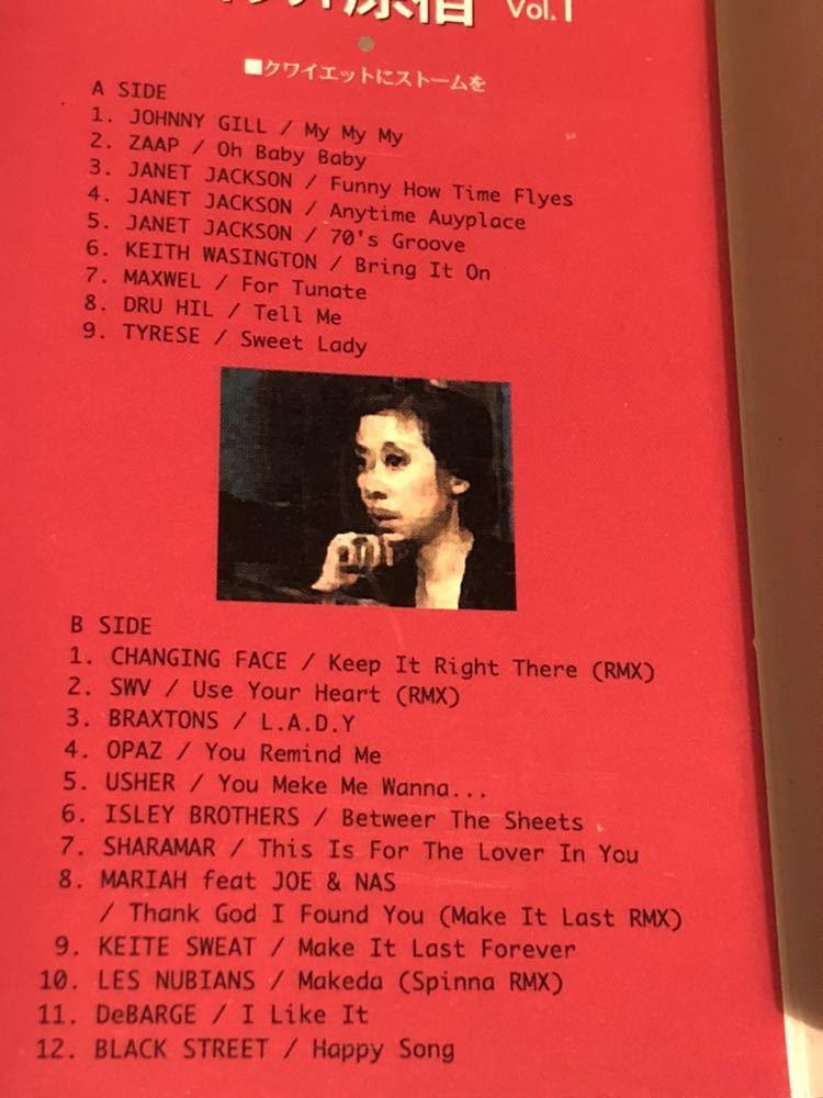 CD付 MIXTAPE DJ P.H ライブアト原宿 MURO KIYO KOCO KENTA_画像3