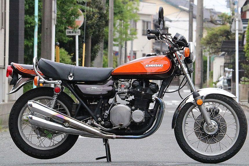 「1972年10月/Z-1/Z1/最初期/1100番台!7番違い載せ替え無し/マッチング/超希少車/エンジンOH済み/極上車/コーションラベル付き/一生物です!」の画像2