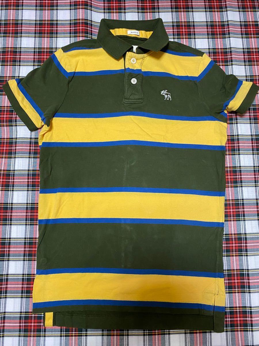 アバクロンビー&フィッチ ポロシャツ Mサイズ