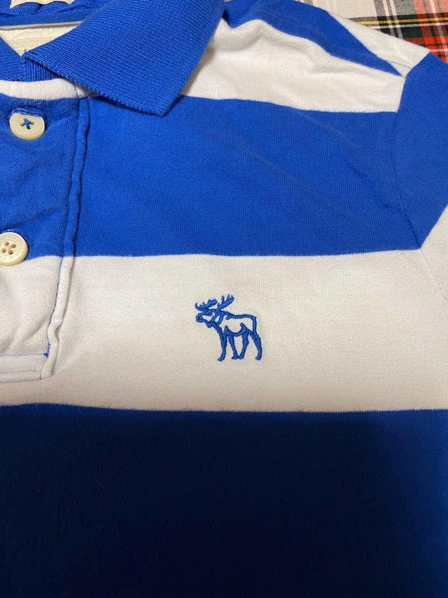 アバクロンビー&フィッチ ポロシャツ Sサイズ
