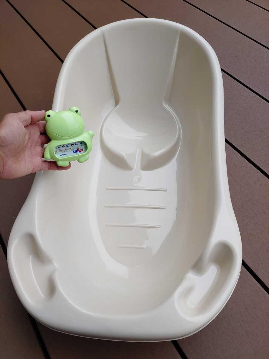 出産 準備セット アップリカ カトージ コンビ ニューヨーク ベビー 折り畳み ベッド バス プレイヤード オムツ保温器 バスチェア_画像7
