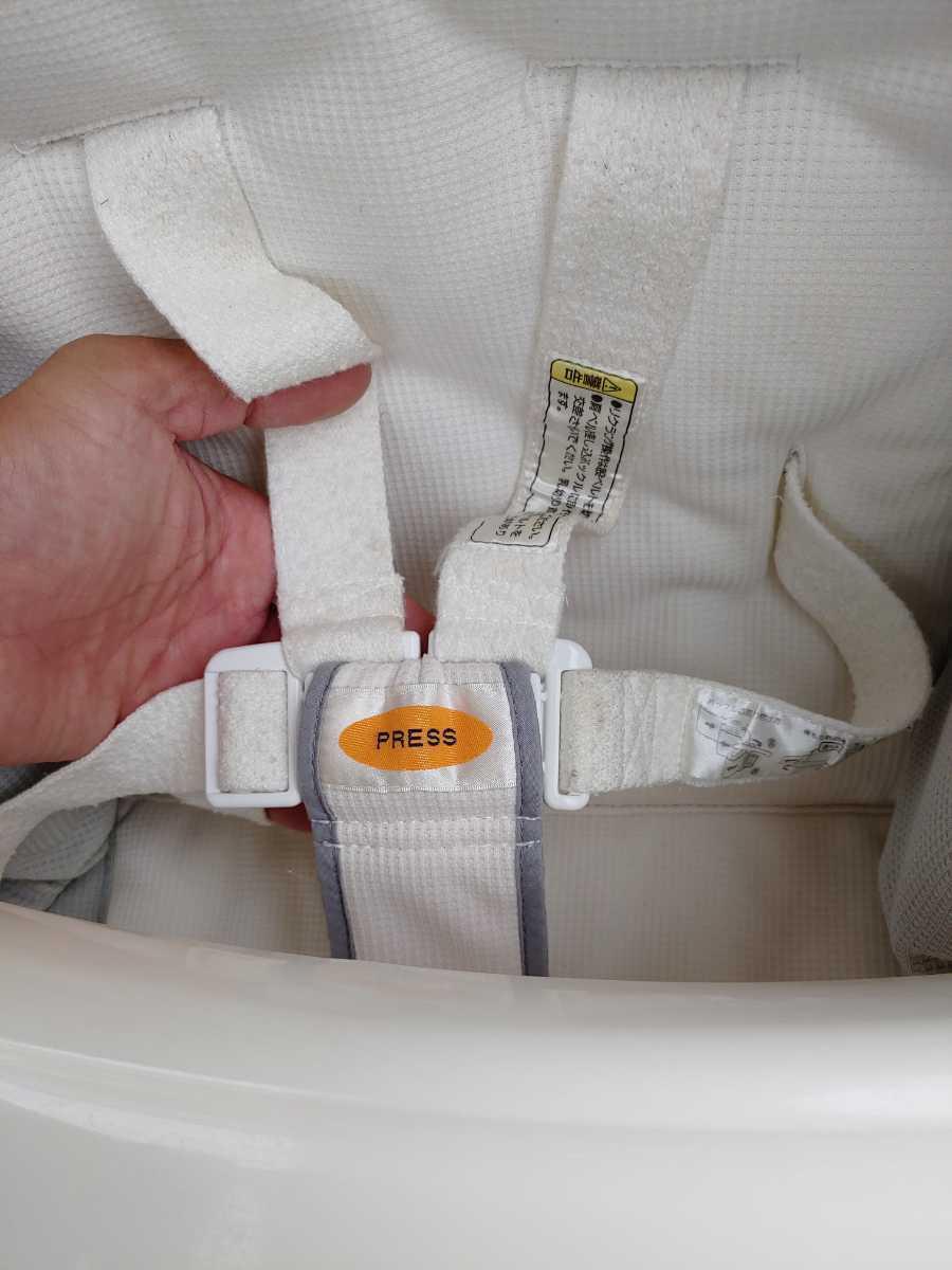 出産 準備セット アップリカ カトージ コンビ ニューヨーク ベビー 折り畳み ベッド バス プレイヤード オムツ保温器 バスチェア_画像9