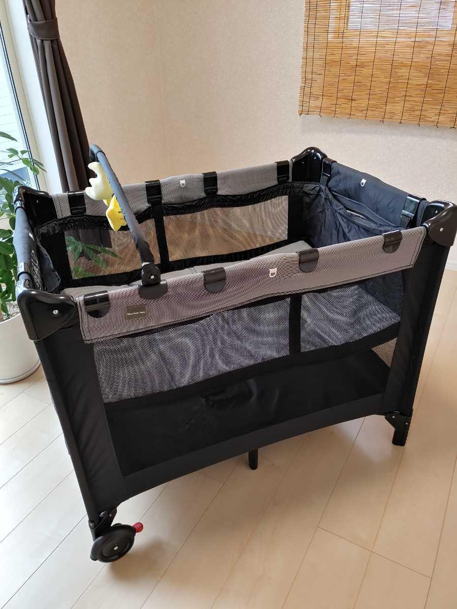 出産 準備セット アップリカ カトージ コンビ ニューヨーク ベビー 折り畳み ベッド バス プレイヤード オムツ保温器 バスチェア_画像1