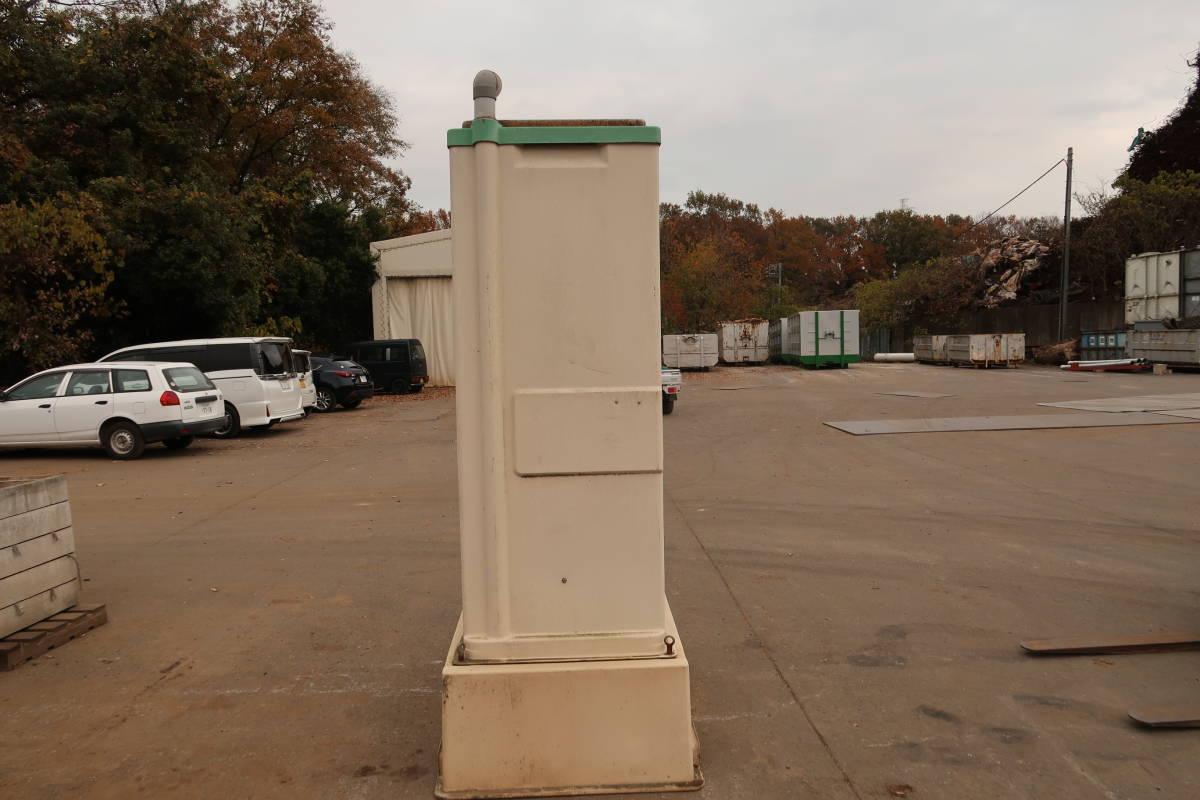 簡易トイレ 汲み取り式 中古 作業場 現場 引取限定_画像4