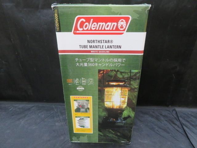st062 送料無料!未使用品 コールマン(Coleman) ノーススター チューブマントルランタン Model 2000-750J_画像1