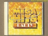 ★即決★ MEGA HITS ~ PARTY -- 95年頃を代表するヨーロッパダンス・ミュージックを集めたオムニバスアルバム_画像1