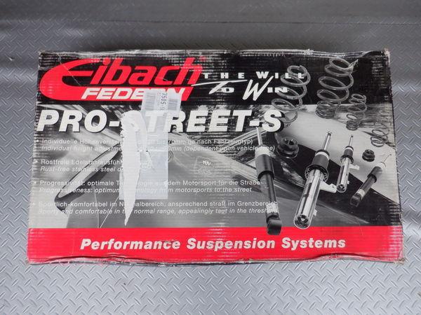 未使用 在庫有 Eibach アイバッハ Audi アウディ A4 アバント B5 8D2 ネジ式 車高調 プロストリートS 65-15-003-01-22 即納_画像1