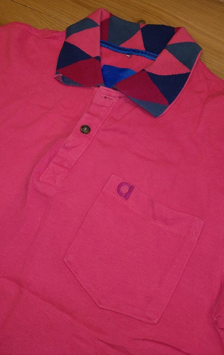 アディダスオリジナルス BLUE TOP ポロシャツ/T シャツ Oサイズ