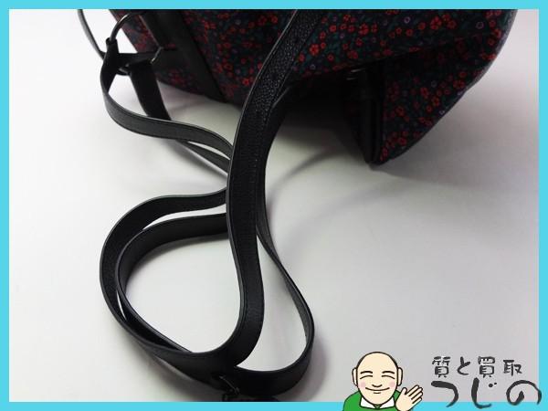 送料無料 コーチ リュック ランチフローラル F59434 COACH 美品 質屋 神戸つじの_画像7