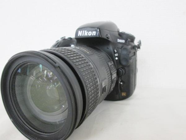 ⑤ Nikon ニコン D800 デジタル一眼 カメラ ED AF-S NIKKOR 28-300mm F3.5-5.6G レンズ 60 050413