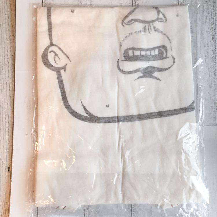新品 RVCA ルーカ BARRY MCGEE バリー マッギー デザイン Tシャツ / futura kaws カウズ Martin Whatson Mr.Brainwashの好きな方オススメ_画像3